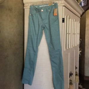 NWT Mossimo Skinny color jeans